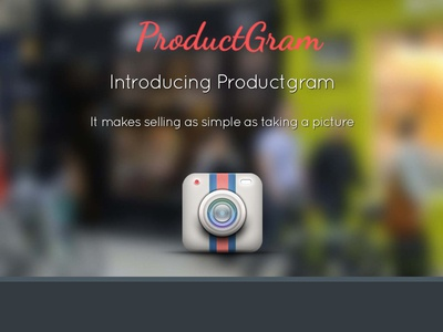 Productgram App Icon