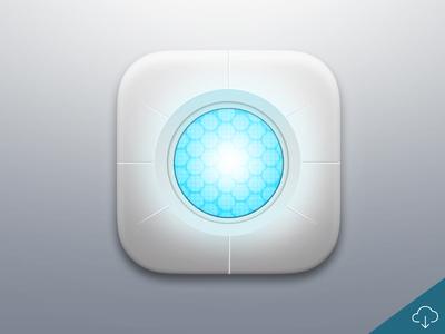 Orb icon Freebie
