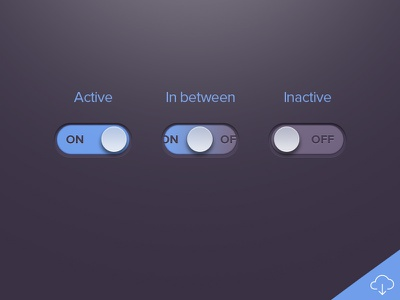 Button Freebie v2 freebie psd button on off switch icon ui interface design icons app design