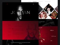 Michael Jordan Site