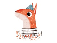 Creature Series Character 3: Squirrel