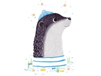 Creature Series Character 5: Otter