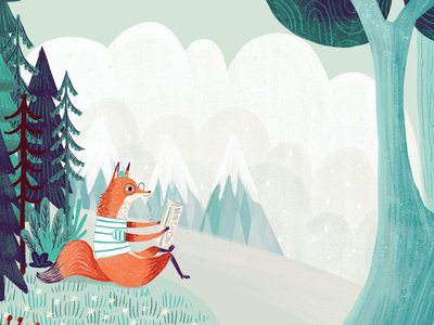 A Foxy moment