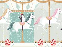 WIP carousel