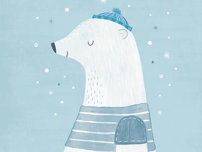 Working on bears bear illustration