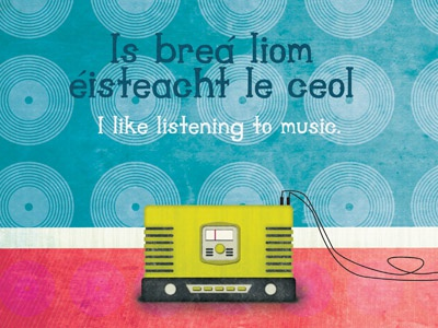 Music dribbble