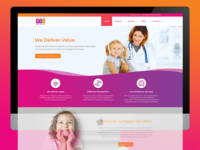 Happy Kid Clinic Home Page