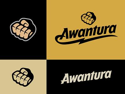 Awantura mayhem fist fan football row brawl