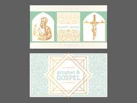 Prophet & Gospel Sermon Graphics