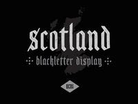 Scotland label 01