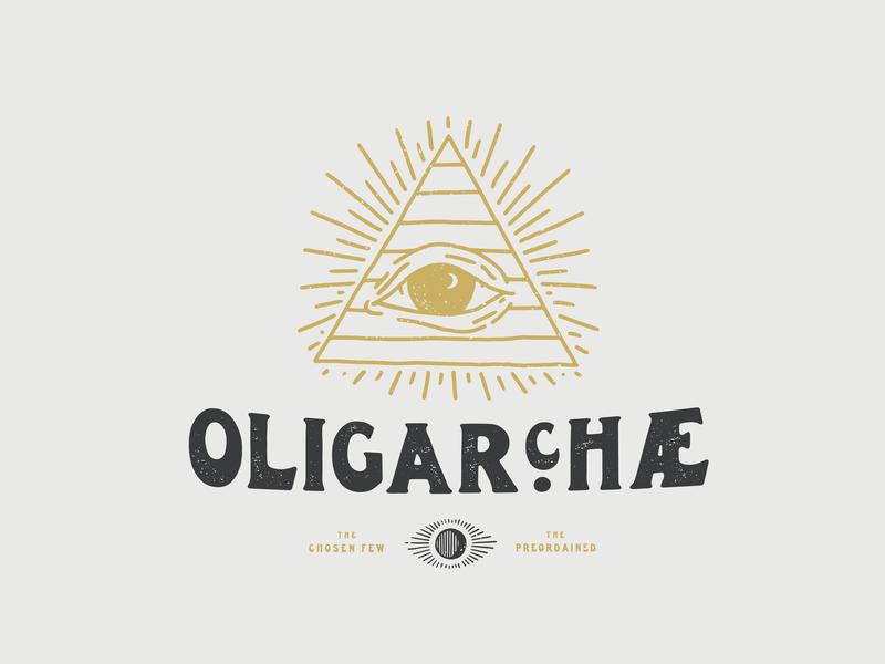 Occult cult occult grunge texture free font family vintage band art font logo branding vector poster art hand-drawn typography design illustration