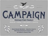 Campaign Typeface