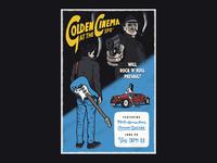 Film noir show posty