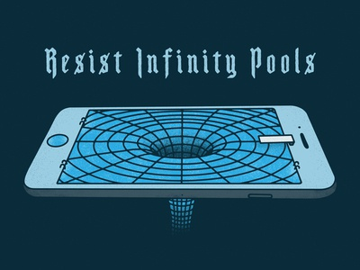 Resist Infinity Pools