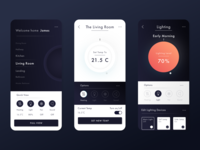 Home Control Mobile App