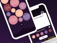 Bubble Task App