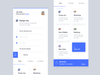 Daily ui to do post