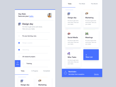 To Do List Daily UI