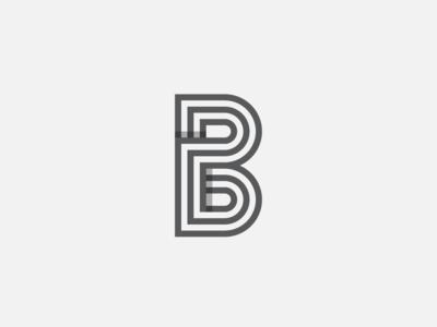 """B"" Monogram"