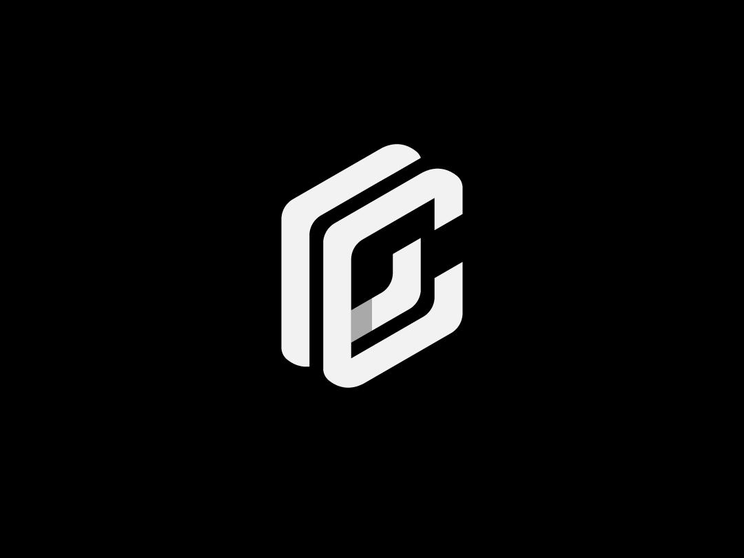 """C"" Monogram vector typography type stationery monogram minimal logotype logo lettering illustration identity design identity icon graphic flat design branding design branding badge 2d"