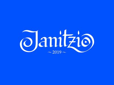 JANITZIO AZUL