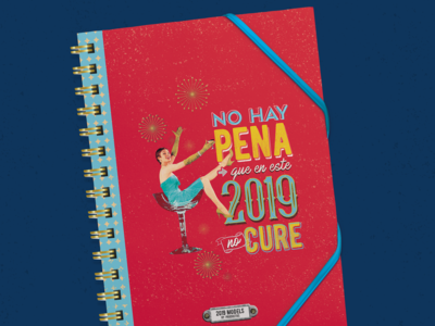 Editorial - No Hay Pena, Ry Notebooks 2019