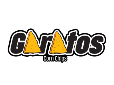 Corn chips logo