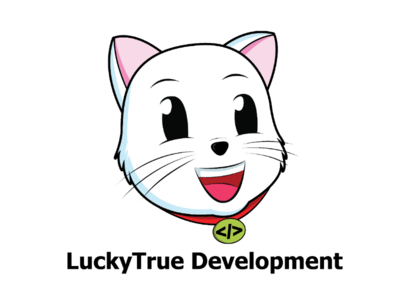 LuckyTrue Development Logo