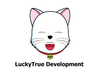 LuckyTrue Development Logo Concept 2