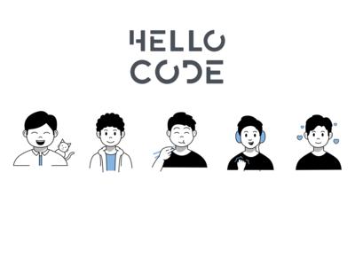 Hello Code Startup Team