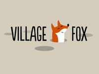 Village Fox Logo