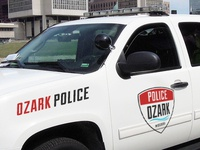 Ozark Police Vehicle Graphics