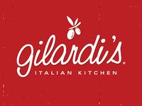 Gilardi Italian Logo