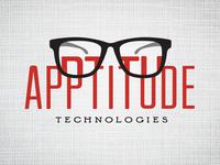 Apptitude Glasses Logo
