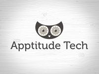 Apptitude Tech Owl Logo