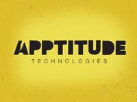 Apptitude Logo Bolt