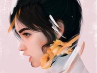 Inside I Digital illustration