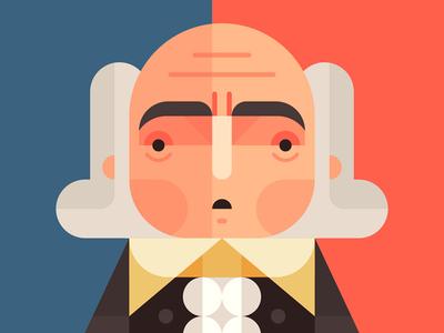 John Adams 4th of july independence usa america 1776 john adams