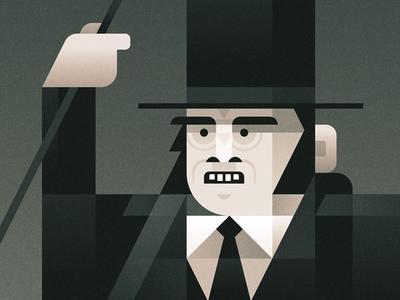 Mr. Hyde illustration halloween. holiday jekyll dr jekyll hyde mr hyde universal monster
