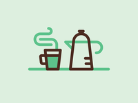 Caffeinated Icon Set - Home
