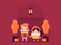 Autumn Scenes: 2
