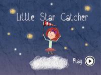 Little Star Catcher - Home Screen