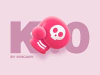 K.O & Boxing sleeve