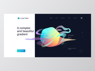 Gradient - Web Design