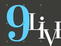 9 Lives mark