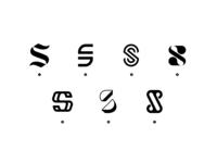 Lettermark Exploration - Day 19 - Letter ''S''