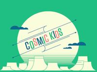 Cosmic Kids Flier