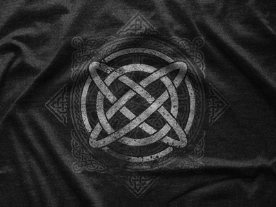 Xelta magic viking medieval tshirt celtic knot celtic celt celta