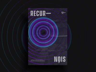 Recursion poster