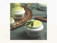 Motta Cosmetics - Packaging